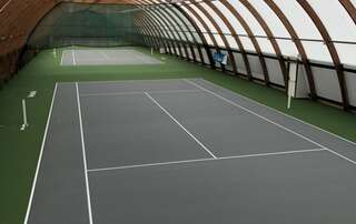 Inauguration Courts Couverts Tennis REC 13/09/20